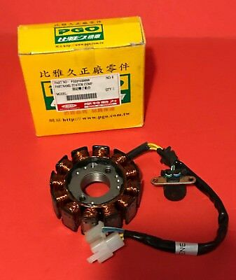 New PGO 12-Coil Stator for 170cc Buddy, Hooligan Part # F3221020000