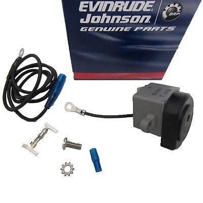 NEW OEM Johnson Evinrude OMC Cobra Remote Control Warning Horn PN 585992 0585992