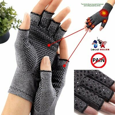 CFR Compression Gloves Carpal Tunnel Arthritis Joint Pain Promote Circulation