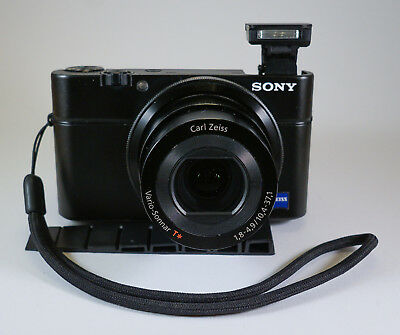 Sony Cyber-shot DSC-RX100 20.2 MP Digitalkamera - Schwarz