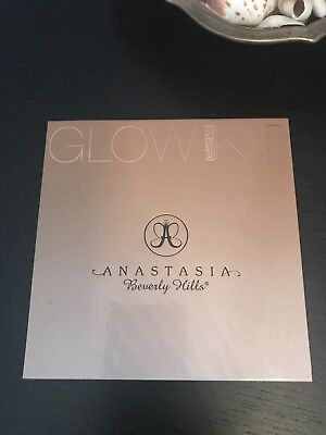 Anastasia Beverly Hills Glow Kit Sun Dipped Highlighter Contouring