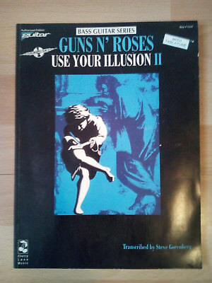 Guns`n Roses Use Your Illusion II1991