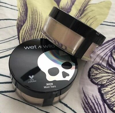 LOT 2 Sealed Wet N Wild Megaglo Loose Highlighting Powder 36228 Moon Tears