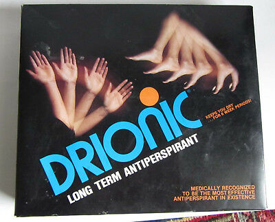 Drionic Long Term Antiperspirant System for hands and feet