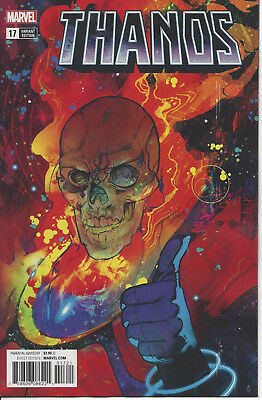Thanos #17 Variant First Print Cosmic Ghost Rider Silver Surfer Sold Out! HOT!
