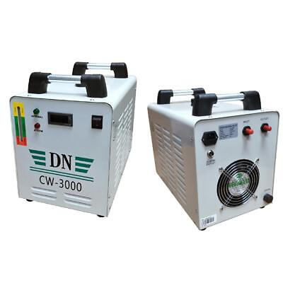 Professional 110V Industrial Water Chiller CW-3000 Machine kit Engrave us