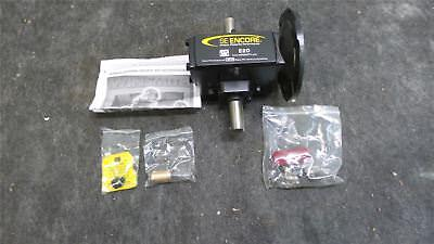 Winsmith E20MWNS 5:1 56C/140TC 3 Max In HP 1725 Input RPM C-Face Speed Reducer
