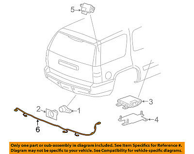 GM OEM Electrical-Harness 22899761