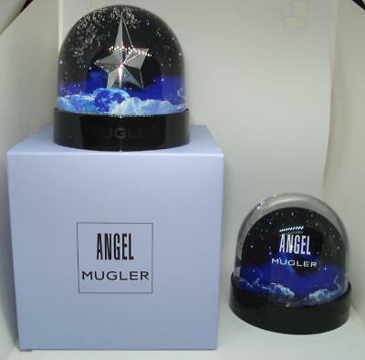 Parfums Thierry Mugler - La Boule A Neige Noel 2017 Angel - Snow Globe 2017