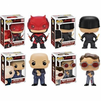 Funko POP Marvel Figure - Daredevil, Black Panther, Ant-Man Deadpool, X-Men