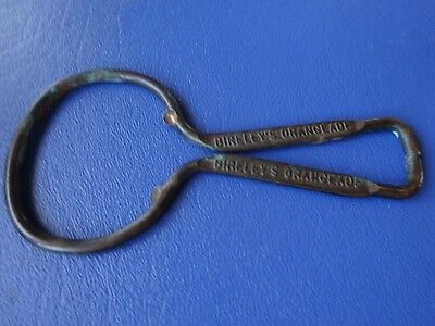 Old Bireley's Orangeade Bottle Opener
