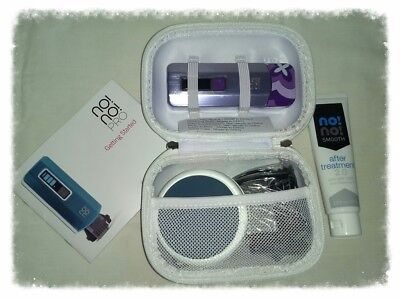 no!no! Pro Hair Removal Kit Purple Retro Color DS18