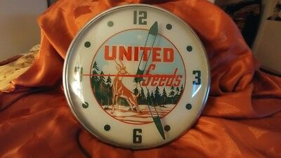 Farm Pam Clock United Seeds Agricolture