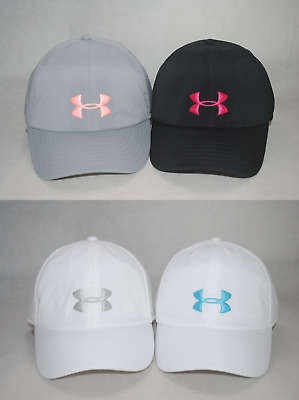 New Under Armour Women s UA Renegade Cap  1272182 Strapback Hat Adjustable  OSFA 6c588d80a966