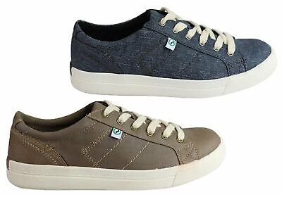 New Planet Shoes Deni Womens Comfortable Casual Lace Up Sneaker Shoes