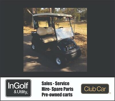 2013 Club Car Precedent Electric Club Car Golf Buggy- NEW Batteries