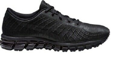 NEW! Asics Mens Gel Nimbus 20 Triple Black Trainer Runner Gym T800N 9090 RRP$240