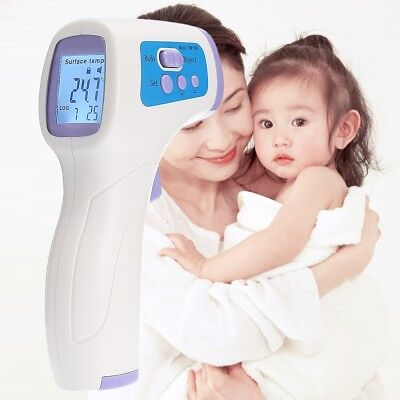DM300 Handheld Infrared Thermometer Digital Baby Temperature Measurement Device