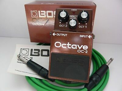BOSS OC-2 Octave Made in Japan