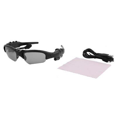 Bluetooth Sunglasses Headset Earphone Hands-free Phone Call Durable For iPhone