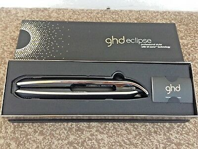 new ghd eclipse hair straighteners / professional styler