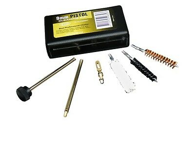 UTG New 9MM Pistol Cleaning Kit 380 Pistol 357 Gun Cleaning Kit TL-CLP9MMKT