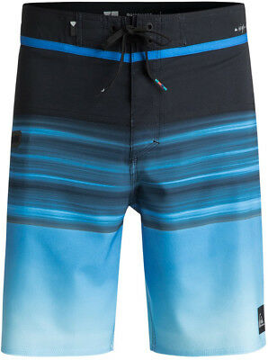 QUIKSILVER HIGHLINE HOLD DOWN VEE 18 Boardshort 2018 electric blue Badehose