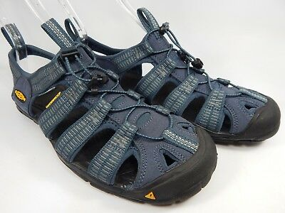 e57849010948 Keen Clearwater CNX Sport Sandals Men s Size 9 M EU 42 Midnight Navy    Gargoyle