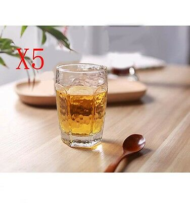 New 5X Capacity 177ML Height 132MM Creative Whisky Wine Glass/Glassware %