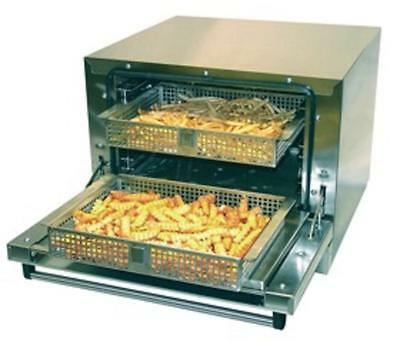 Greaseless Fryer Express - TWO Basket - Greaseless Fryer - Commercial Air Fryer