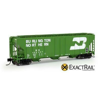 PS-2CD 4427 COVERED HOPPER EXACTRAIL HO SCALE Bartlett /& Co TLDX 5514 Car No