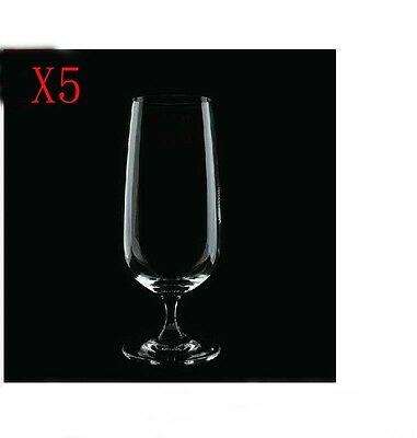 New 5X Capacity  421ML  Height  185MM  Transparent  Red Wine Glass/Glassware %