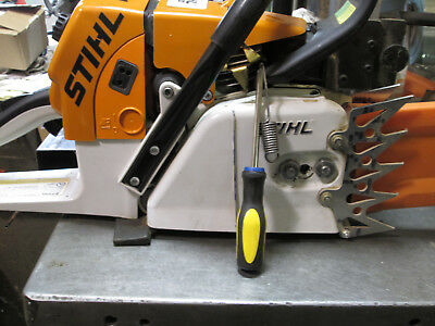 Stihl ms 362 pro saw chainsaw with 20 bar like new condition break spring install tool for stihl chain saw ms pro big bore hot saw 660 460 keyboard keysfo Images