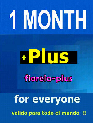PS Plus 1 MONTH PLAYSTATION PLUS PS4-PS3 -SENT RIGHT NOW !! - No code