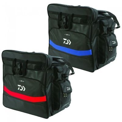 Daiwa Air Complete Carryall Luggage Blue/Black and Red/Black - AIRCC