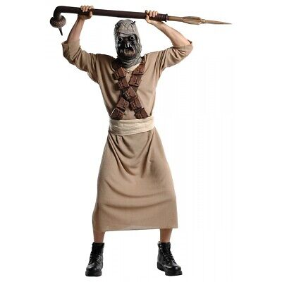 Tusken Raider Costume Adult Star Wars Halloween Fancy Dress