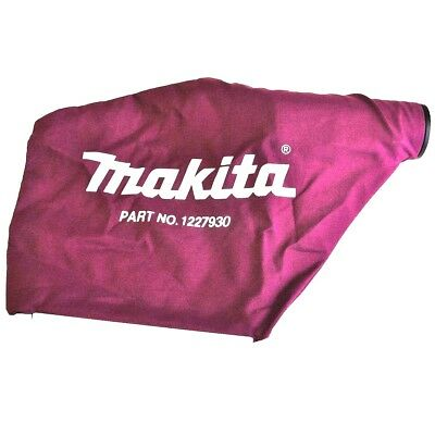 Makita 122793-0 Planer Dustbag To Fit Kp0810 Bkp180 Dkp180 Dust Bag  S40L