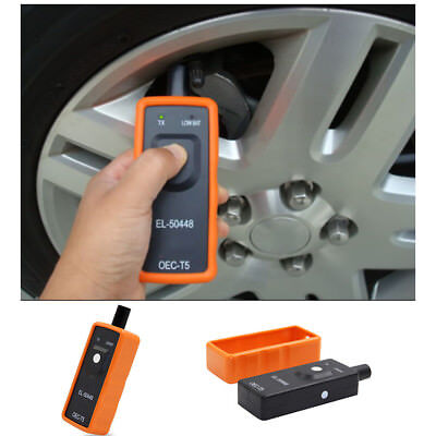 ForEL-50448 Auto Tire Pressure Monitor Sensor TPMS Relearn Reset Activation Tool