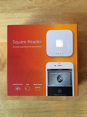 Square Reader , Contactless and Chip Reader