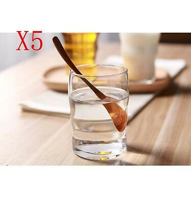 New 5X Capacity 281ML Height 100MM Creative Wave Whisky Wine Glass/Glassware %
