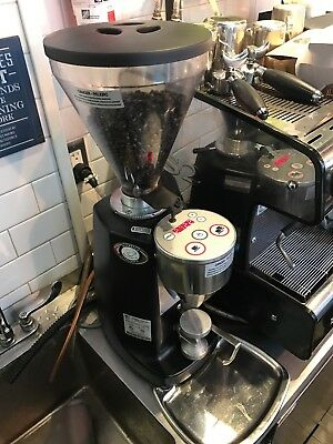 Mazzer Super Jolly E Electronic Commercial Espresso Coffee On-Demand Grinder