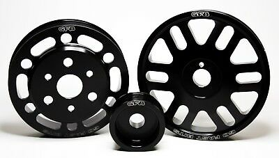 GFB Lightweight Engine Pulley Set - fits Toyota GT86 / Subaru BRZ / Scion FRS