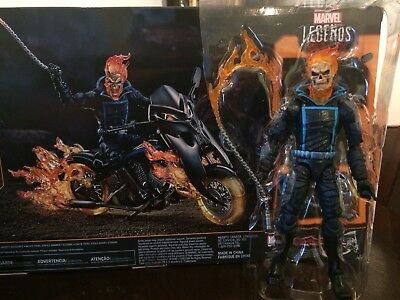 """Marvel Legends Ghost Rider 6"""" Action Figure (ONLY) from Motorcycle Set"""