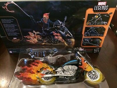 Marvel Legends Ghost Rider Motorcycle (ONLY) from Motorcycle Set