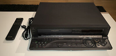 + TOP Panasonic NV-HD 700 HiFi Stereo, Longplay, Schnittcomputer, VHS Rekorder +