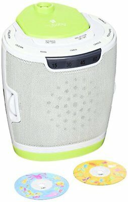 Homedics myBaby Soundspa Lullaby Sound Machine and Projector, Auto-Off Timer,
