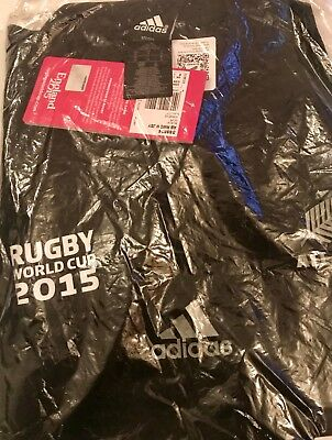 New Zealand Rugby World Cup 2015 rugby shirt BNWT