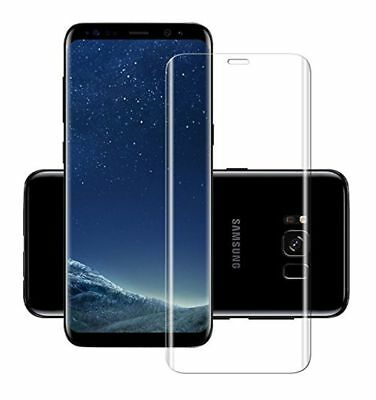 3D Panzer Glas für Samsung Galaxy S7 Curved 9H Display Schutz Folie Full Screen