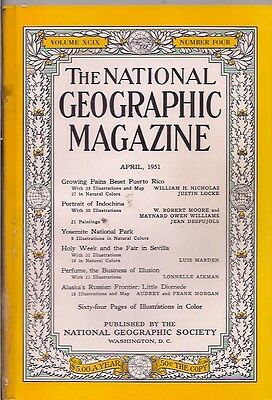 national geographic-APR 1951-PERFUME,THE BUSINESS OF ILLUSION.