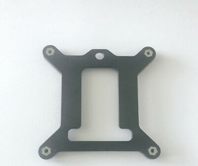 Backplate Bracket for Low-Profile Intel LGA 1150/1151/1155/1156 CPU Cooling Fan